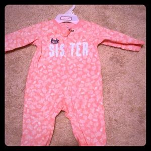 Girl bodysuit 3 mo
